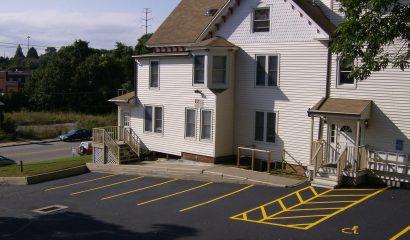 461 Williams Street Exterior & Off-Street Parking