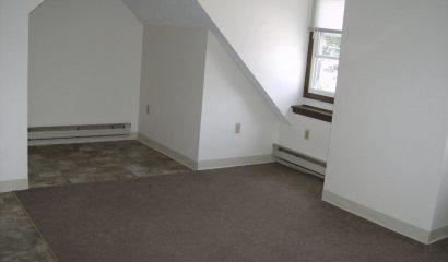 183 Williams Street apartment living area