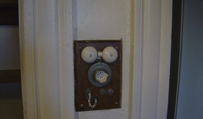 Original Phone Detail - 36 Nathan Hale Historic Apartments