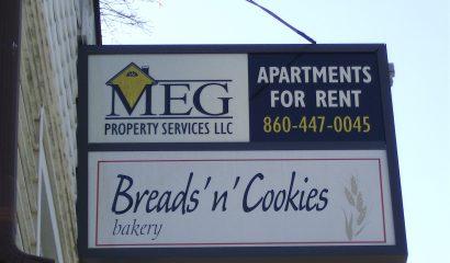 455 Williams Street MEG Property Services Office
